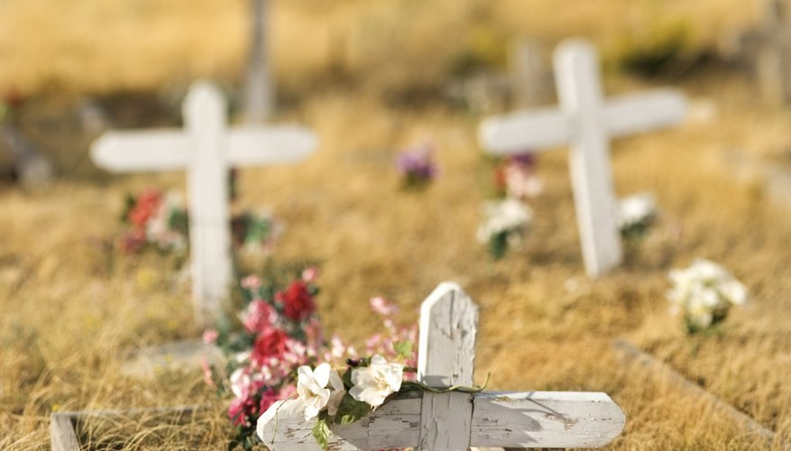 Holy Week may affect Catholic funeral planning.