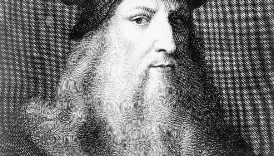 Leonardo da Vinci was a gifted artist and scientist.
