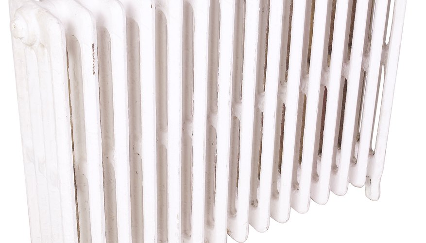 Stop your radiator pipes banging in a few simple steps.