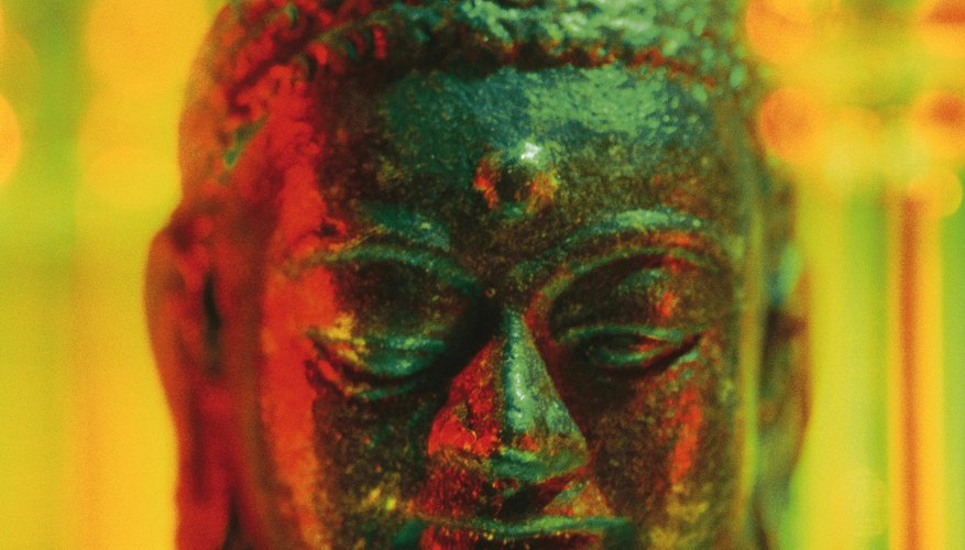 Legend surrounds the Buddha with exemplary disciples who embody his teachings.