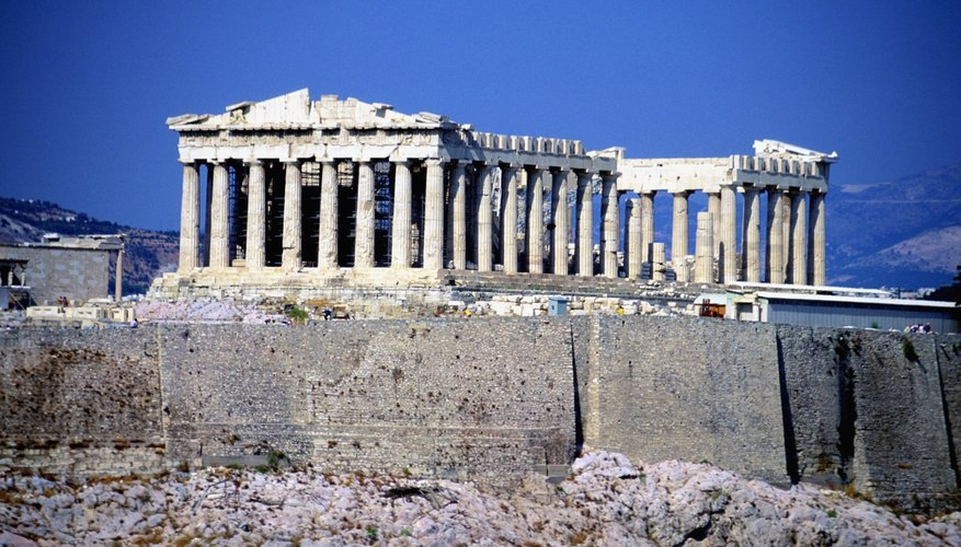 Ancient Greeks used many creative methods for communicating.