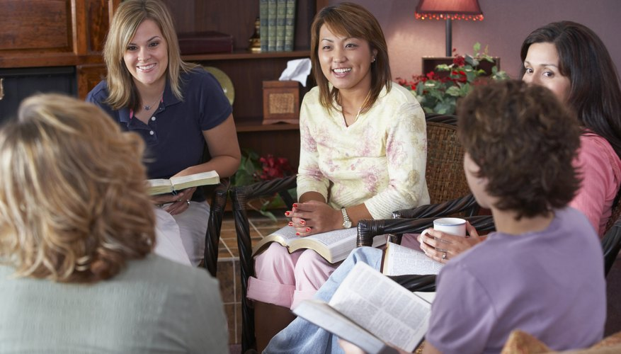 Women's support groups come in a variety of types and sizes and meet many needs.
