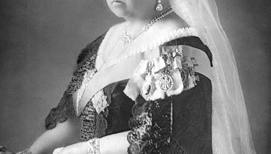 Queen Victoria was Britain's longest-reigning monarch.