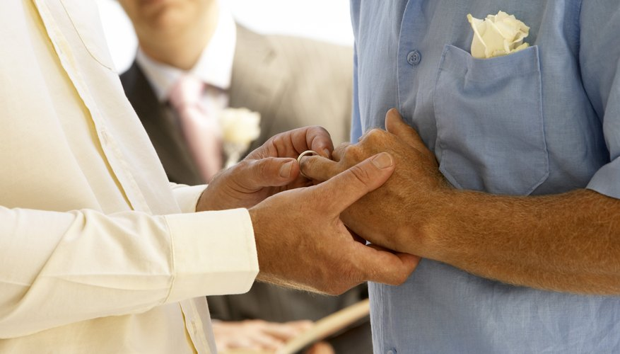 Methodists are divided on the issue of gay marriage.