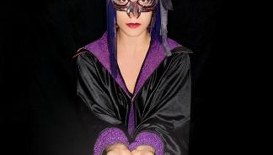 A masquerade ball is the perfect venue for masked games.