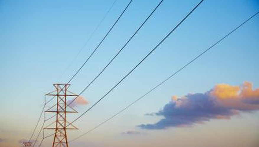 Power lines are the subject of disease controversies while phone lines are not.