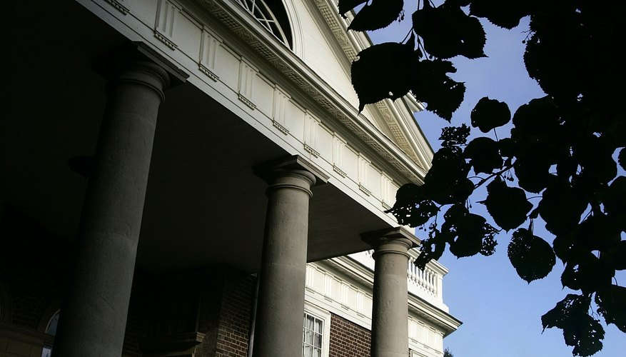 Jefferson's home, Monticello, further evidenced his commitment to Enlightenment ideas.