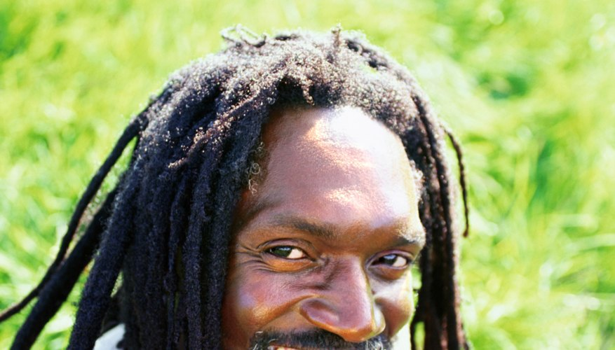 Growing dreadlocks is a time-consuming, spiritual practice.