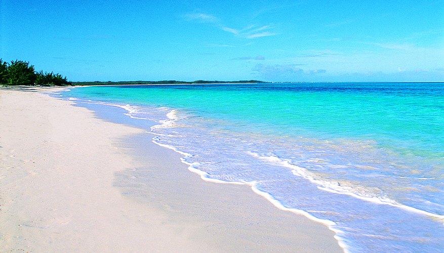 Barbados has beautiful beaches.