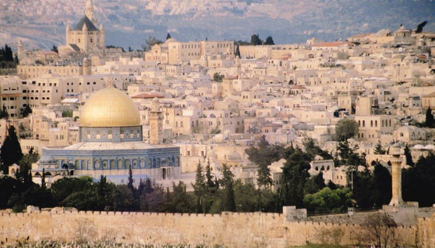 Jerusalem is revered as the most sacred city for Jews.