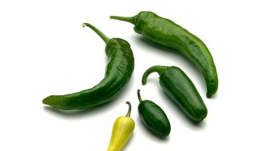 Substitutes are used to replace jalapeños in recipes.