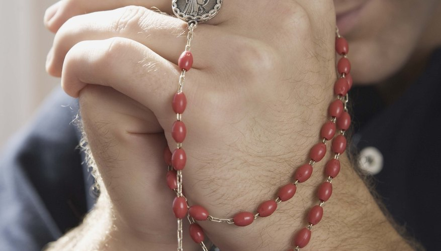 Catholics believe that prayer can help to repair the damage of sin.