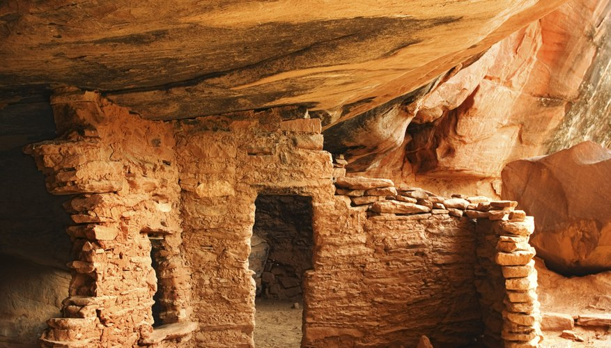 Artifacts Of The Anasazi Ancient Indian Tribe Sciencing
