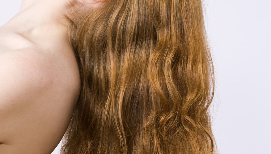 Adding certain vitamin supplements to the diet may help hair stay healthy