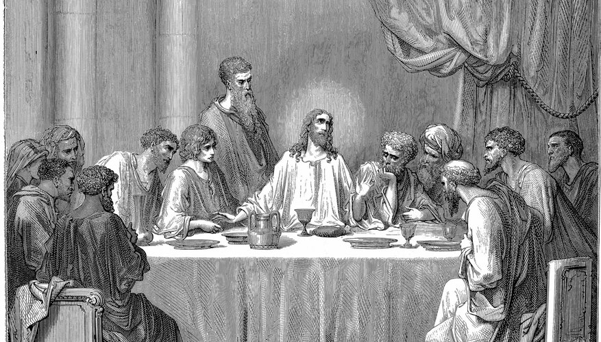 Methodists and Lutherans disagree about some aspects of Eucharist.