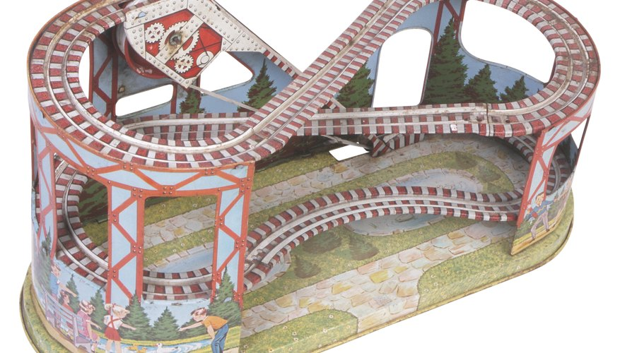 Build cardboard roller coasters for science projects about physics.