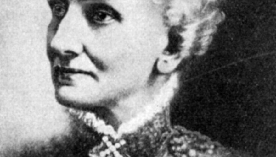 Mary Baker Eddy believed there was a science to healing through prayer.