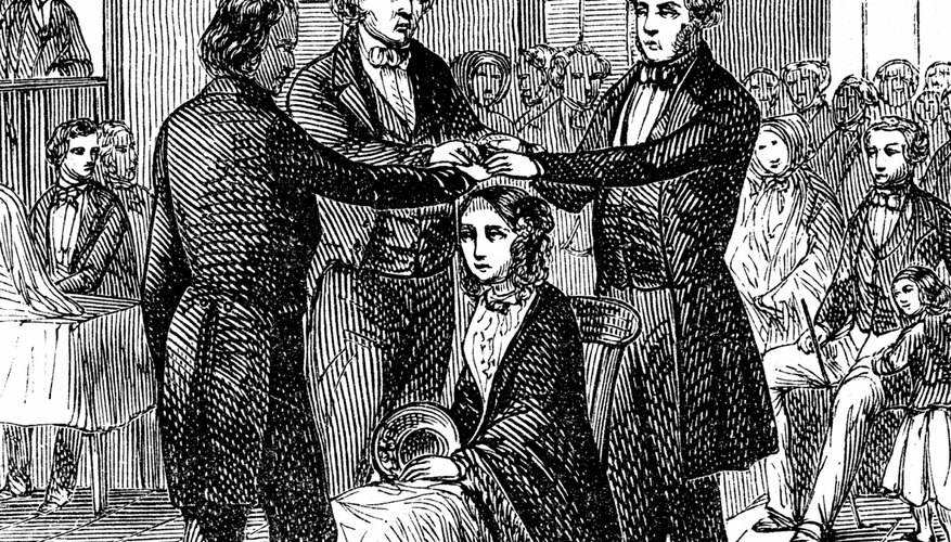 The Mormons, now a widespread denomination, were an emerging religious movement in the 19th century.