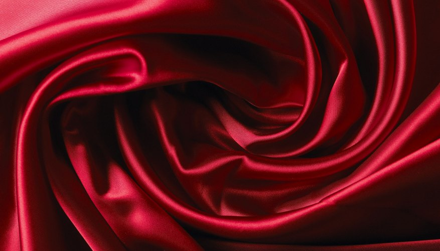 Archeologists think silk has been cultivated in China for up to 7,000 years.