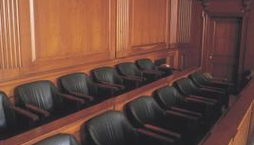 The jury system has advantages and disadvantages.