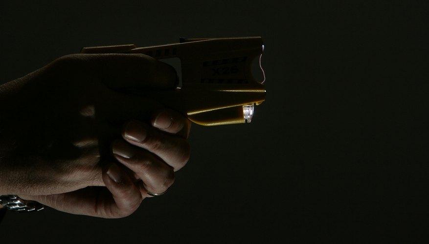 The X26 stun gun.