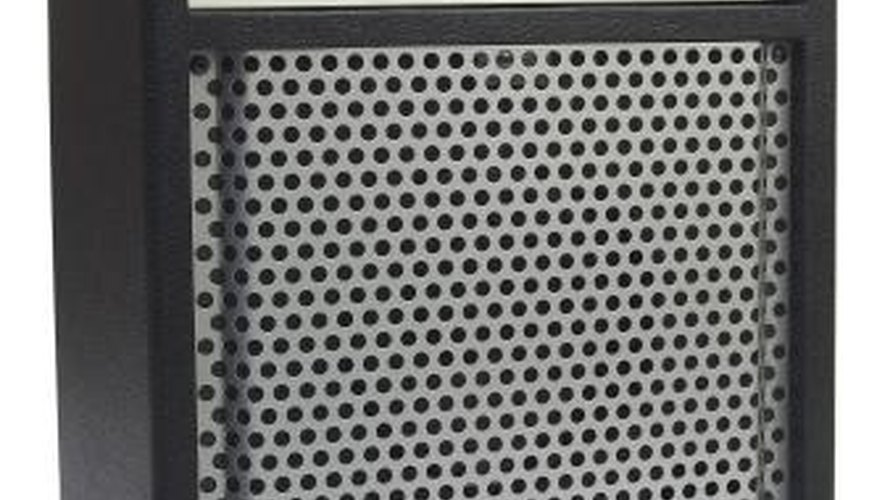An amp cover keeps out dust and dirt that can destroy your sound.
