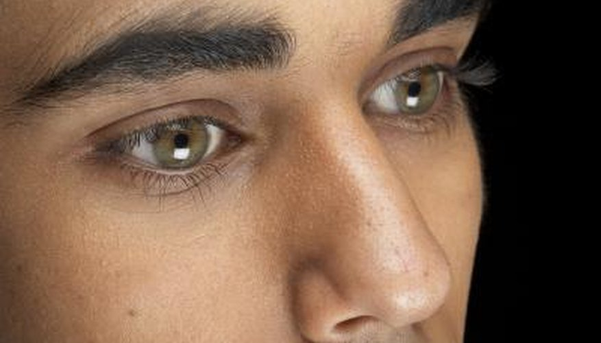 Full brows will need daily care.