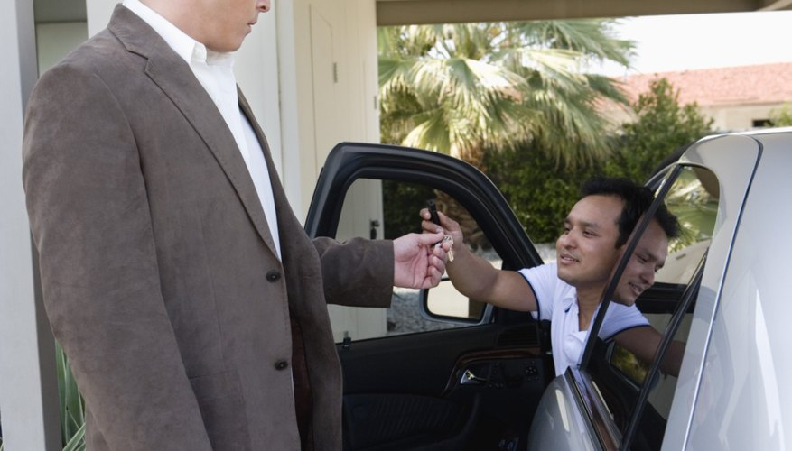 Don't tip the valet upon giving him your car keys.