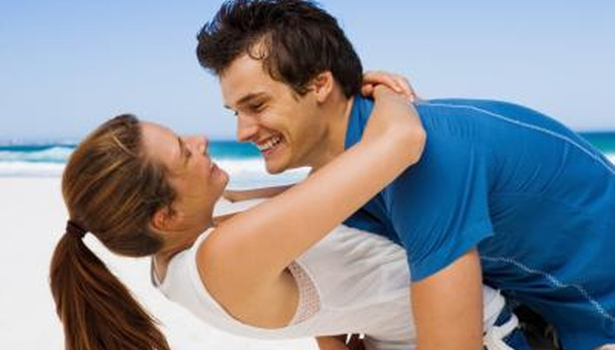 Your long-distance man is falling for you if he makes you a priority in his life.