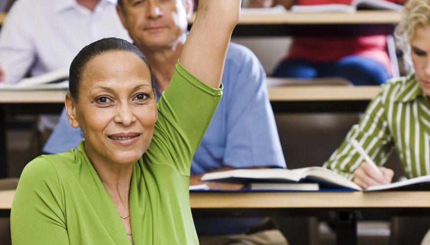 Apoyar una educación en curso es parte del sistema de compensación total.