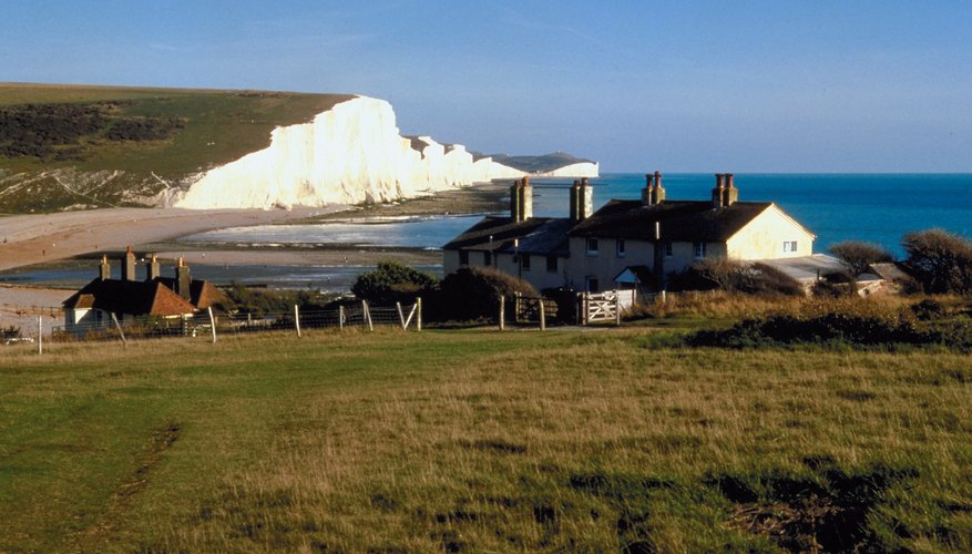 Scenic Seaford in Sussex is well worth a detour.