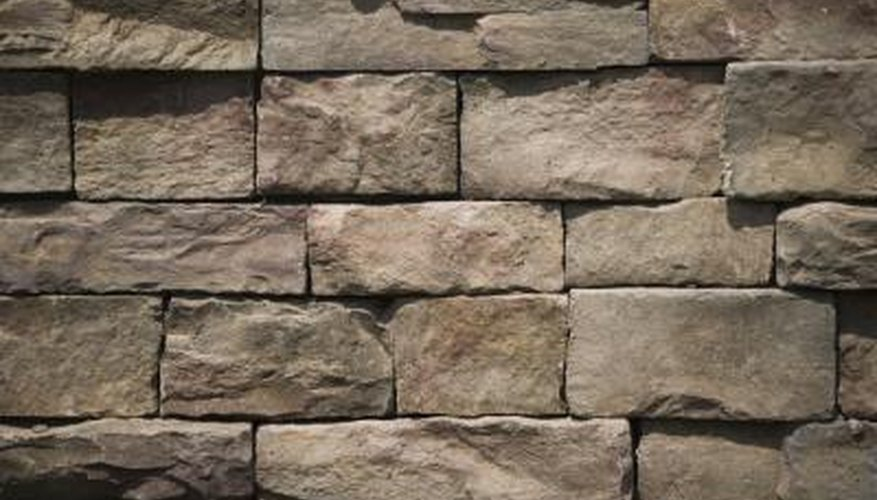 Building with sandstone offers a durable structure.