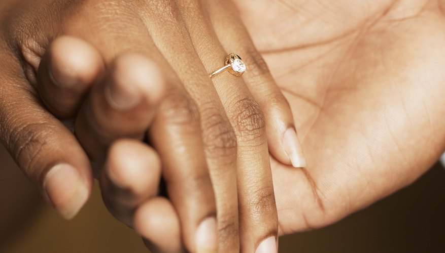 Emphasize that you feel committed to him and will honor the promise, even without the ring.