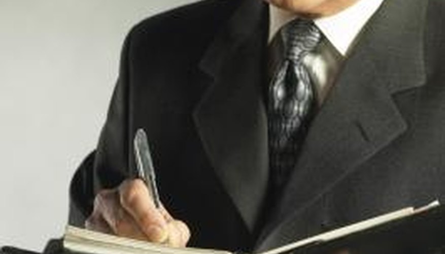 Business meeting agendas and personal agendas have advantages and disadvantages.