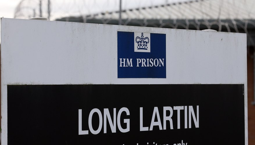 A prisoner's release date depends on many factors.
