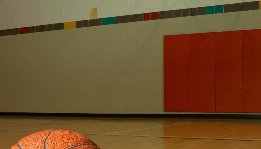 Routine maintenance can keep an acrylic backboard looking new for a long time.