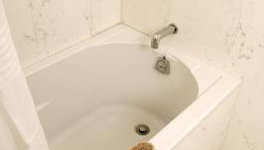 Removing your shower drain plug makes cleaning more efficient.