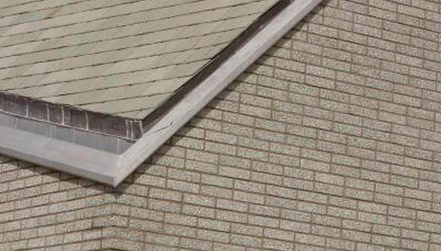 Keep your gutters and pipes clean and free of moss.