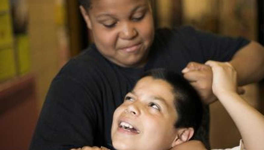 Youth violence can be stopped through the use of physical restraint methods.