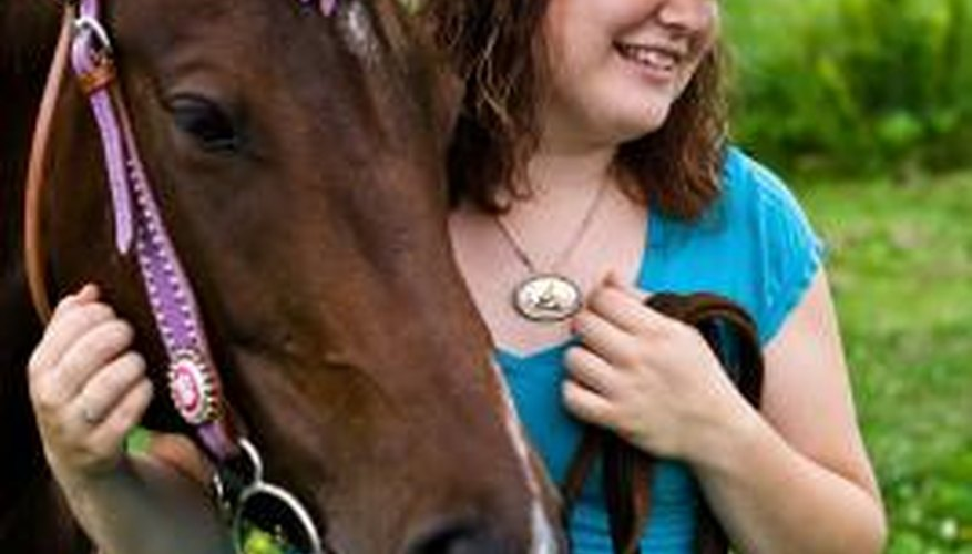 A love for horses will add passion and personalisation to your speech.