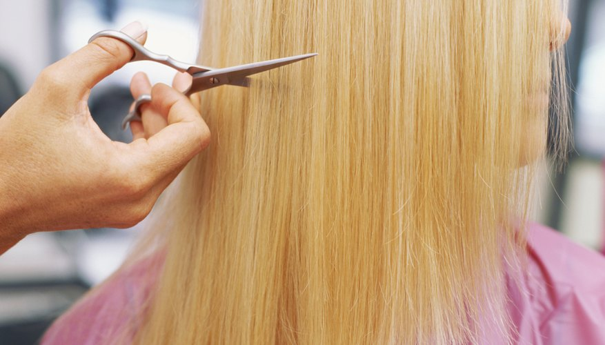 Know the requirements of the organization that will accept your hair donation.