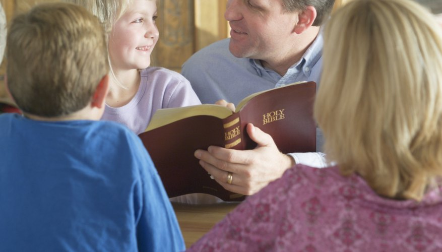 Parents exemplify moral courage for kids to imitate by speaking about and living their faith.