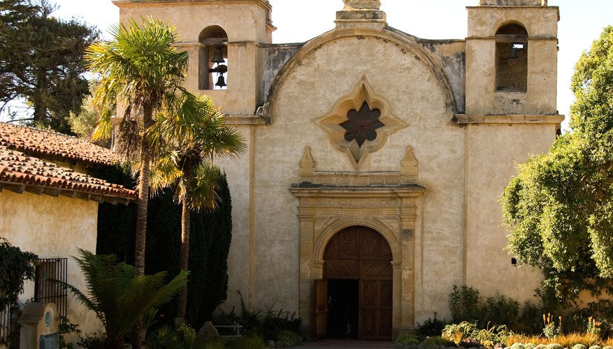 California missions are part of the 4th grade curriculum in many California schools.