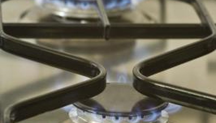 Gas leaks and poor ventilation are common problems with gas ovens.