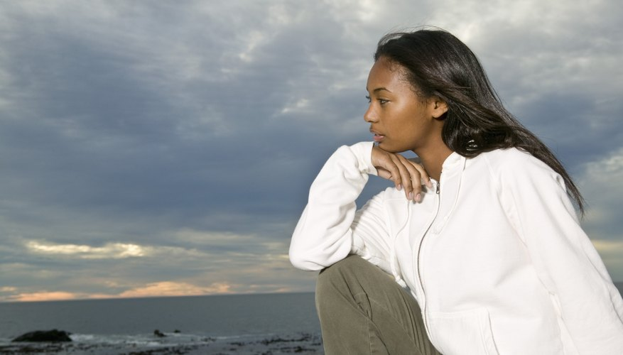 Introverted women can be mistakenly viewed as stuck-up and aloof.