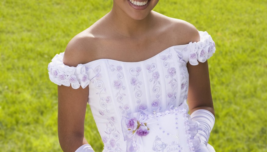 Debutante customs take many forms, such as the quinceanera.