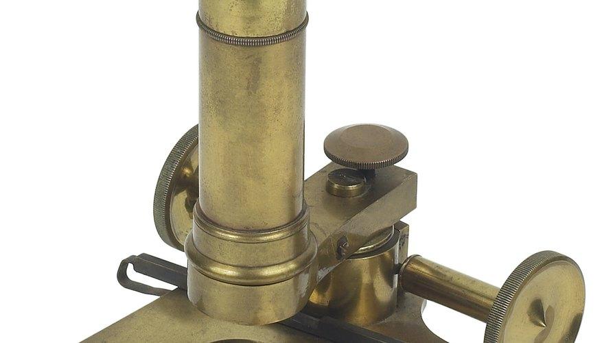 Zacharias Janssen invented the compound microscope.