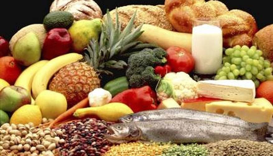 Fruits and vegetables contain many healthy antioxidant enzymes such as catalase.