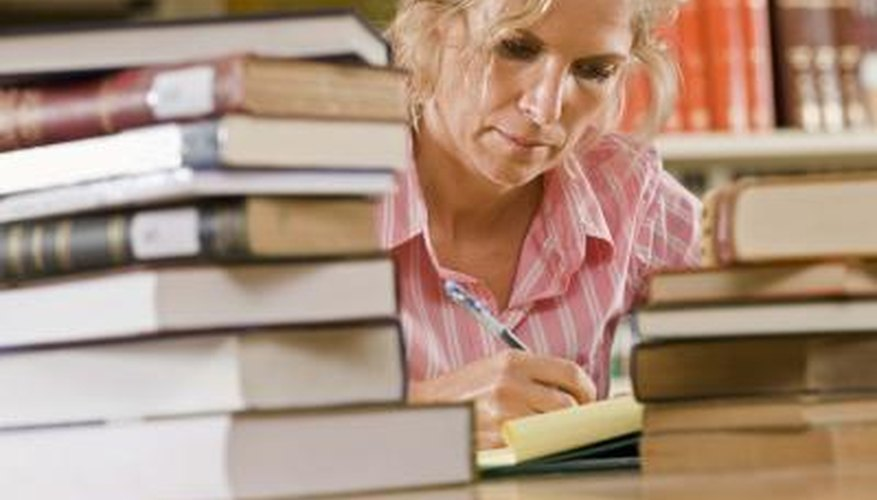 Completing a dissertation requires research, investigation, and a logical rationale for your project.