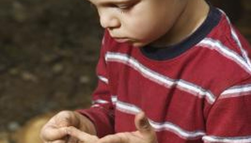 Splinters can become infected if not properly treated.